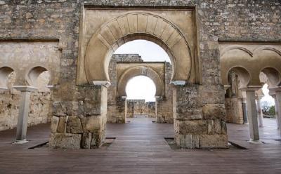 Gerbang Istana Era Islam Terungkap di Spanyol