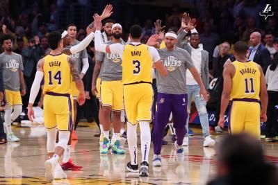 2 Pemain LA Lakers Positif Terjangkit Virus Corona
