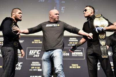 Presiden UFC Akan Lakukan Berbagai Cara untuk Realisasikan Khabib vs Ferguson