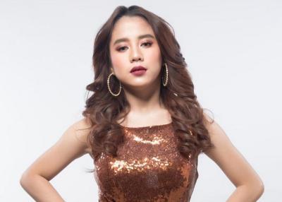 Putri Nabila KDI 2019 Rilis Single Cucok Meong
