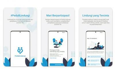 Aplikasi Lacak COVID-19 PeduliLindungi Bisa Diunduh Melalui Play Store