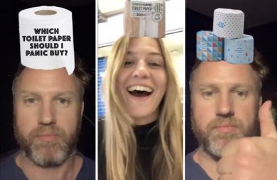 Instagram Hapus Filter Augmented Reality Tentang Virus Corona