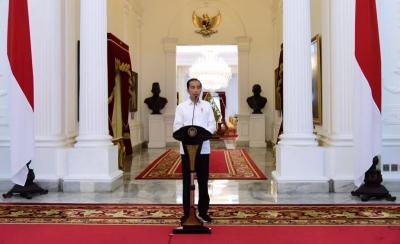 Presiden Jokowi: Indonesia Butuh 3 Juta APD hingga Akhir Mei