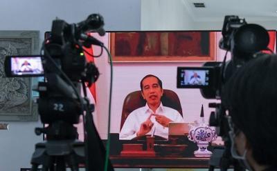 Presiden Jokowi Ingin APD dan Ventilator Diproduksi Dalam Negeri