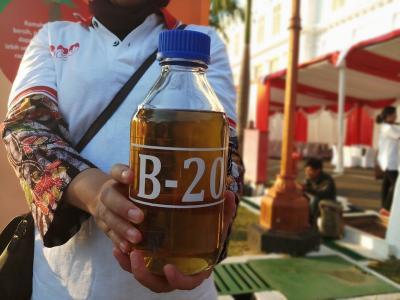 Harga Biodiesel Turun Jadi Rp8.019 Liter, Bioetanol Naik
