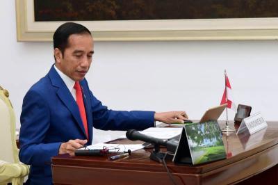 Presiden Jokowi Rapat Bahas Antisipasi Mudik Lebaran 2020 di Tengah Corona Hari Ini