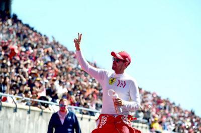 Leclerc Merasa Lebih Beruntung daripada Vettel