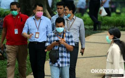 Sakit Wajib Gunakan Masker, Kapan Orang Sehat Harus Pakai?