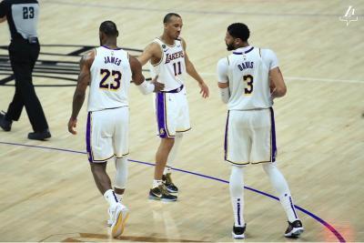 Usai Jalani Karantina 2 Minggu, Seluruh Pemain LA Lakers Dinyatakan Negatif Covid-19