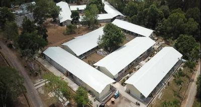 Tinjau Fasilitas Karantina Covid-19 di Batam, Jokowi: Kita Siap Hadapi Corona