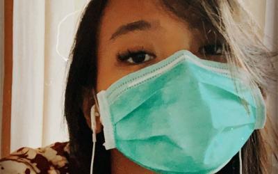 Rawat Pasien COVID-19 Hampir Ingin Mati, Perjuangan Suster Cantik Ini Tak Sia-Sia