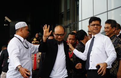Novel Baswedan Batal Hadir, Sidang Teror Air Keras Ditunda hingga 30 April