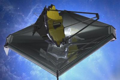 NASA James Webb Space Telescope Jadi Penerus Hubble