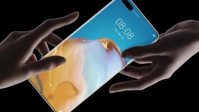 Seri Huawei P40 Gunakan Layar OLED Samsung
