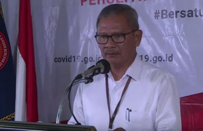 1 Bulan Mewabah, Pasien Positif Corona di Indonesia Berjumlah 1.986