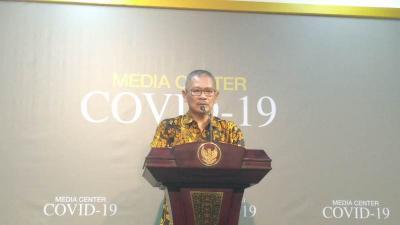 181 Orang Meninggal Akibat Corona, Pemerintah: Kami Berduka