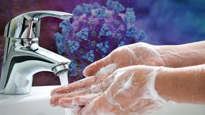Cegah COVID-19, Cuci Tangan Pakai Sabun Biasa atau Antiseptik?