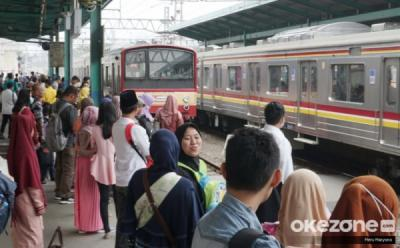 Penumpang KRL Bekasi dan Bogor Harap Perhatikan Jadwal Kereta Ini