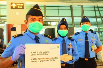 Ini Protokol Kesehatan di Bandara Cegah Covid-19