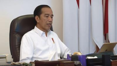 Jokowi: Semua Orang Keluar Rumah Harus Pakai Masker