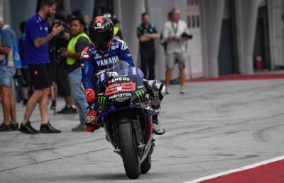 Disebut Marquez Takut dengan Motor Honda, Begini Reaksi Lorenzo