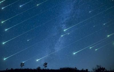 Daftar Hujan Meteor yang Terjadi Mulai Januari hingga Desember 2020