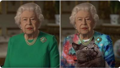Gara-Gara Busana, Ratu Elizabeth II Jadi Meme saat Pidato COVID-19