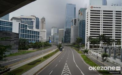 DKI Jakarta Provinsi Pertama yang Akan Terapkan PSBB Tangani Corona