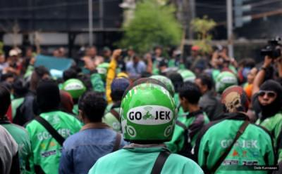 Dilarang Angkut Penumpang saat PSBB, Driver Ojol di Jakarta Ngeluh Pendapatan Anjlok