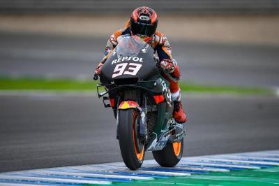 Puig Sebut Honda Selalu Puas Kerja Bareng Marquez