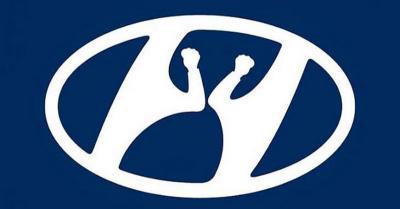 Kampanyekan Social Distancing, Audi hingga Hyundai Ubah Logo