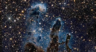 NASA Rilis Foto Baru 'Pillars of Creation' dari Teleskop Hubble