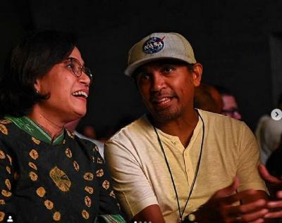 Glenn Fredly Meninggal, Sri Mulyani: Kami Semua Kehilangan
