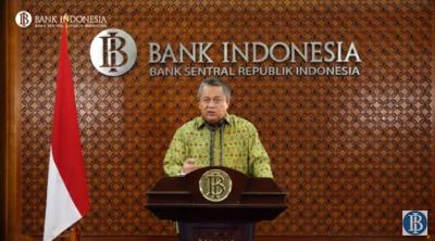Gubernur BI Sebut Cadangan Devisa Mendekati USD125 Miliar di Akhir April