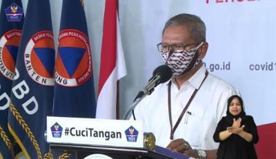 Sebaran Kasus Baru Covid-19 di Berbagai Daerah Indonesia