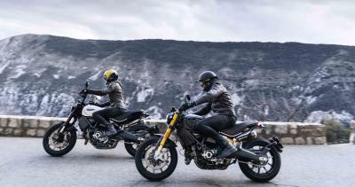 Duo Ducati Scrambler 1100 Series Resmi Meluncur di Eropa
