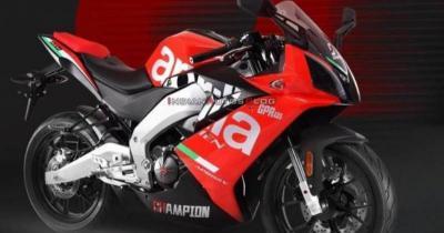 Aprillia Mulai Jual Motor Sport GPR150 ABS di China