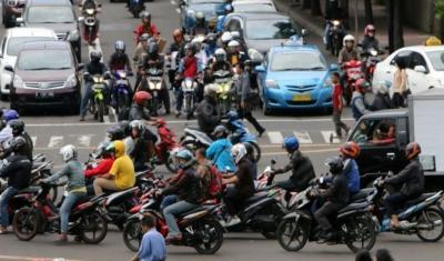 Studi Ungkap Virus Corona Bisa Menempel di Sepeda Motor 3 sampai 4 Hari