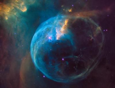 """Ditemukan Planet """"Bumi Super"""" Langka di Pusat Galaksi Galactic Bulge"""