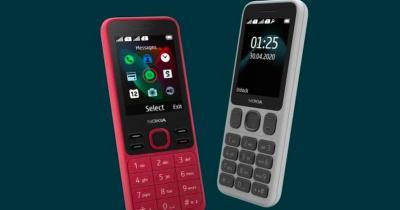 HMD Umumkan Ponsel Terbaru Nokia 125 dan 150