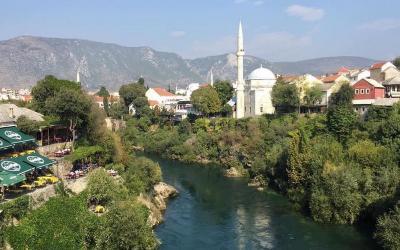 Masjid Koski Mehmed Pasa, Salah Satu Masjid Tercantik di Eropa