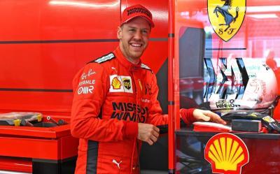 Button: Gila jika Vettel Sengaja Ditendang Ferrari