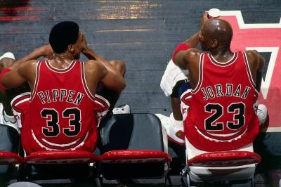 Selalu Kompetitif Jadi Alasan Michael Jordan Senang Berjudi