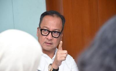 Menperin Agus Gumiwang: Silaturahmi Tak Boleh Berhenti karena Covid-19
