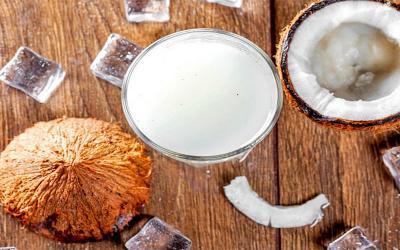 Gantikan Susu, Santan Bisa untuk Diet Loh