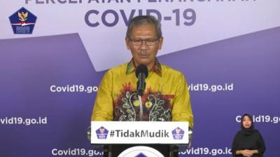 Update Covid-19 di Indonesia 25 Mei 2020: Positif 22.750 Orang, 5.642 Sembuh & 1.391 Meninggal