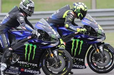 Tentang Perpisahannya dengan Rossi, Vinales: Berat untuk Kehilangan Sosok Legenda