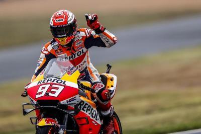 Agostini: Marquez Bisa Menang dengan Motor Selain Honda