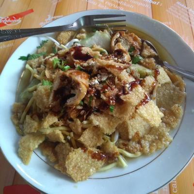 Mi Kopyok Kuliner Sederhana Khas Semarang yang Lezat