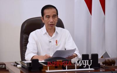 Presiden Jokowi: Pandemi Covid-19 Ubah Tren Pariwisata Dunia